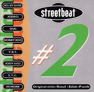 Album  Cover Various Artists - Streetbeat #2 on MCA Records from 1993