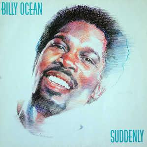 Album  Cover Billy Ocean - Suddenly on JIVE Records from 1984