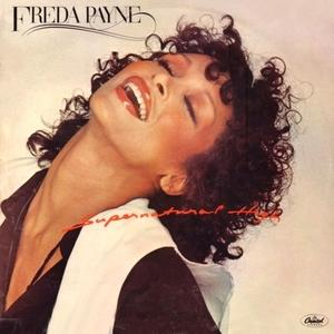 Album  Cover Freda Payne - Supernatural High on CAPITOL Records from 1978