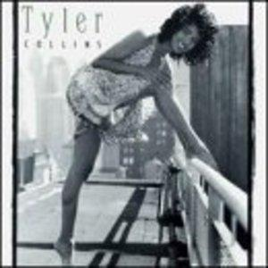 Album  Cover Tyler Collins - Tyler on RCA Records from 1992