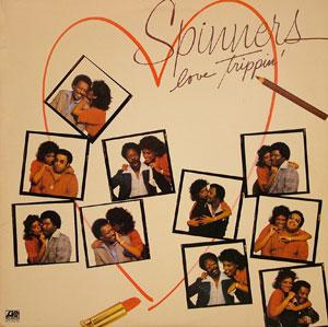 Album  Cover The Spinners - Love Trippin' on ATLANTIC Records from 1980