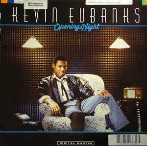 Front Cover Album Kevin Eubanks - Opening Night