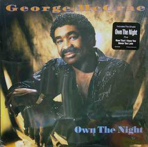 Album  Cover George Mccrae - Own The Night on GOLD MOUNTAIN Records from 1984