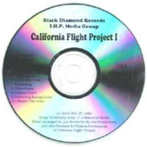 Album  Cover California Flight Project - California Flight Project 1 on BLACK DIAMOND Records from 2001