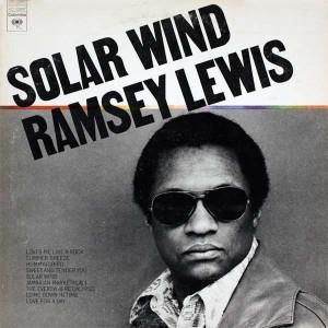 Album  Cover Ramsey Lewis - Solar Winds on COLUMBIA Records from 1974