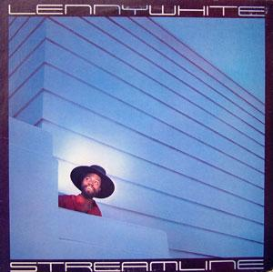 Front Cover Album Lenny White - Streamline