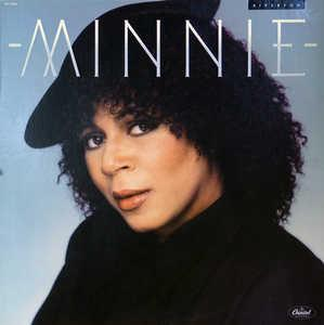 Album  Cover Minnie Riperton - Minnie on CAPITOL Records from 1979