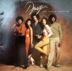 Album  Cover Dynasty - The Second Adventure on SOLAR Records from 1981