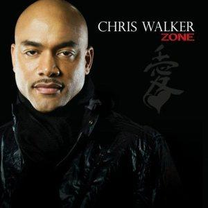 Album  Cover Chris Walker - Zone on PENDULUM Records from 2011