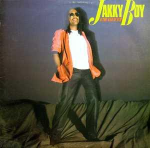 Front Cover Album Jakky Boy & The Bad Bunch - Jakky Boy & The Bad Bunch