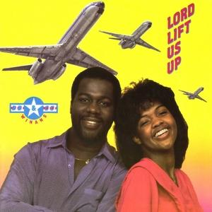 Album  Cover Bebe And Cece Winans - Lord Lift Us Up on PTL Records from 1985