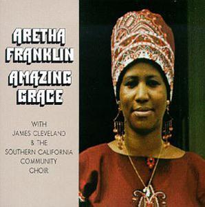 Front Cover Album Aretha Franklin - Amazing Grace