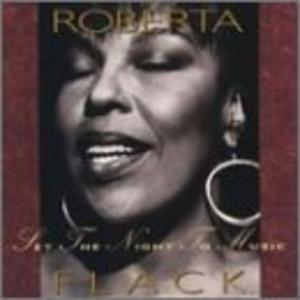Album  Cover Roberta Flack - Set The Night To Music on ATLANTIC Records from 1991