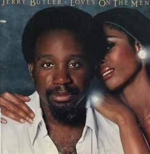 Front Cover Album Jerry Butler - Love's On The Menu
