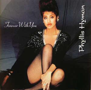 Front Cover Album Phyllis Hyman - Forever With You