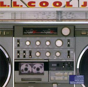 Album  Cover L.l. Cool J - Radio on DEF JAM Records from 1985
