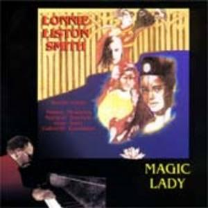 Album  Cover Lonnie Liston Smith - Magic Lady on STARTRAK Records from 1991
