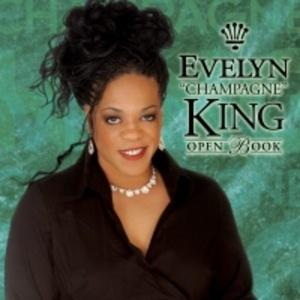 Album  Cover Evelyn 'champagne' King - Open Book on THUMP Records from 2008