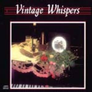 Album  Cover The Whispers - Vintage Whispers on SOLAR Records from 1988
