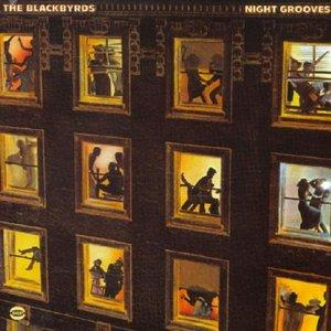 Album  Cover The Blackbyrds - Night Grooves on FANTASY Records from 1978