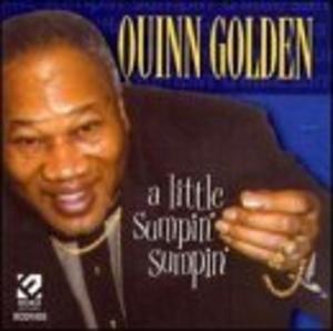 Album  Cover Quinn Golden - A Little Sumpin' Sumpin' on ECKO Records from 2001