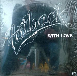 Album  Cover Fatback - With Love on SPRING Records from 1983