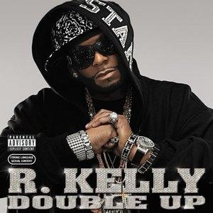 Album  Cover R. Kelly - Double Up on JIVE Records from 2007