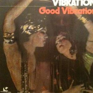 Album  Cover The Vibrations - Good Vibrations on GUINNESS Records from 1977