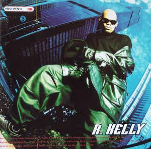 Album  Cover R. Kelly - R Kelly on  Records from 1995
