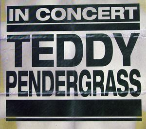 Album  Cover Teddy Pendergrass - In Concert on DISKY Records from 2005