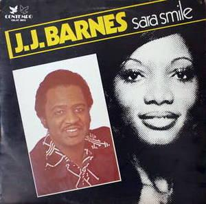 Album  Cover J.j. Barnes - Sara Smile on CONTEMPO Records from 1977