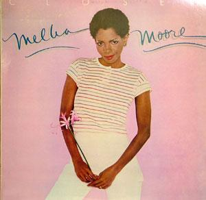 Album  Cover Melba Moore - Closer on EPIC Records from 1980