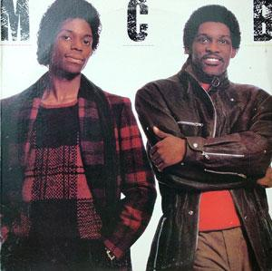 Album  Cover Mcb - Mcb on EPIC Records from 1983