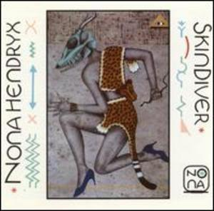 Album  Cover Nona Hendryx - Skin Diver on RCA Records from 1989