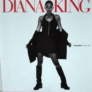 Front Cover Album Diana King - Tougher Than Love