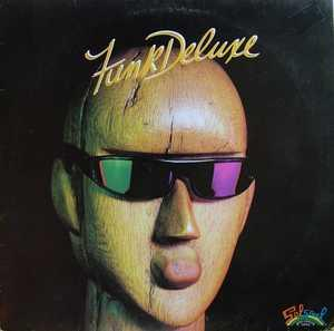 Album  Cover Funk Deluxe - Funk Deluxe on SALSOUL Records from 1984
