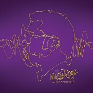 Album  Cover Musiq Soulchild - Musiqinthemagiq on ATLANTIC Records from 2011