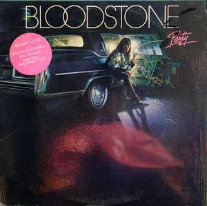 Front Cover Album Bloodstone - Party