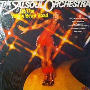 Album  Cover Salsoul Orchestra - Up The Yellow Brick Road on SALSOUL Records from 1978
