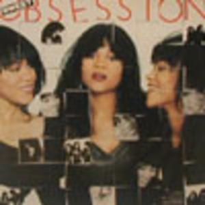 Album  Cover Sweet Obsession - Sweet Obsession on EPIC Records from 1988