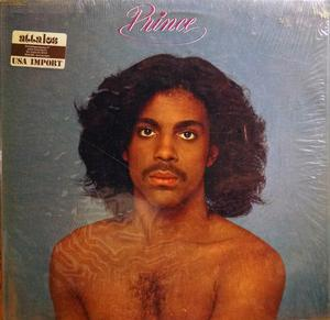 Album  Cover Prince - Prince on WARNER BROS. Records from 1979