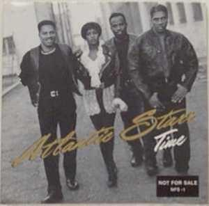 Album  Cover Atlantic Starr - Time on  Records from 1994