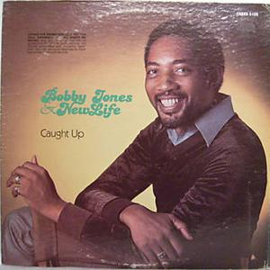 Album  Cover Bobby Jones And New Life - Caught Up on CREED Records from 1980