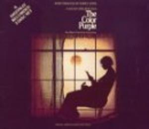 Album  Cover Quincy Jones - The Color Purple Film Soundtrack on QWEST Records from 1985