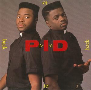 Front Cover Album Pid - Back To Back