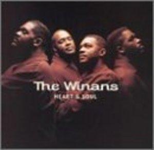 Album  Cover The Winans - Heart & Soul on WARNER BROS. Records from 1995