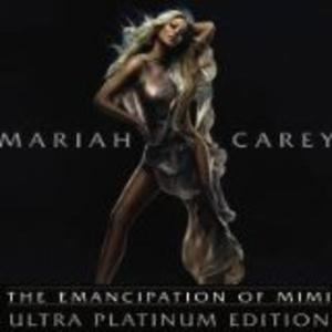 Album  Cover Mariah Carey - The Emancipation Of Mimi on ISLAN Records from 2005