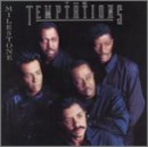 Album  Cover The Temptations - Milestone on MOTOWN Records from 1991