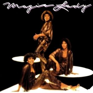 Front Cover Album Magic Lady - Magic Lady