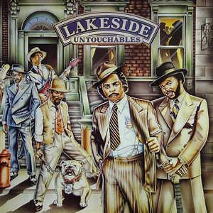 Album  Cover Lakeside - Untouchables on SOLAR Records from 1983